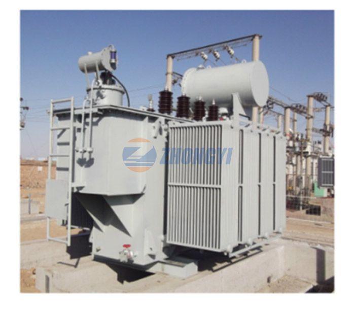 High quality oil transformer