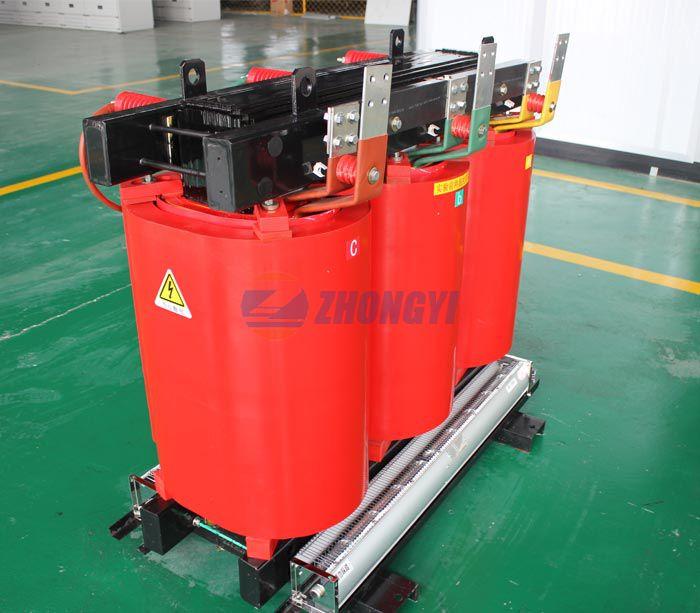 distribution transformer substation