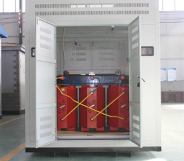 Cast Resin Dry Transformer