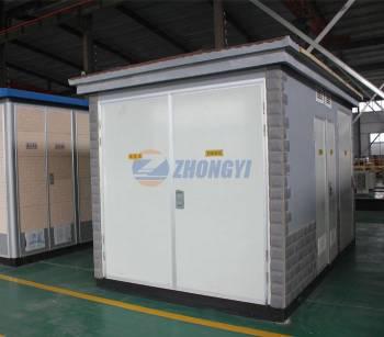 ZBW Type Prefabricated Substation