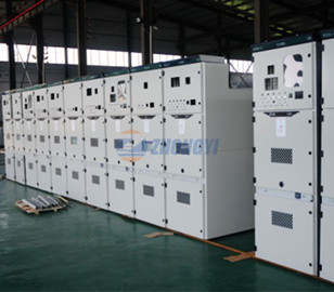 GCK Low-voltage Draw out Switchgear