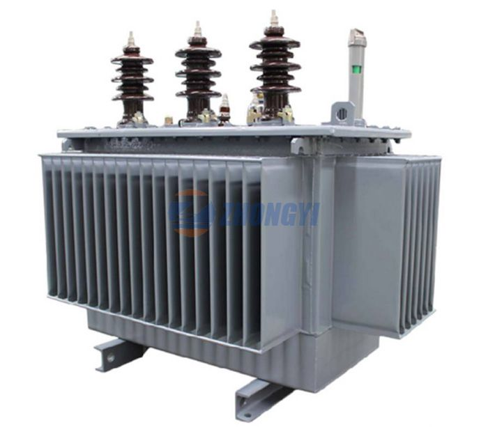 Sealed Amorphous Alloy Power Transformer