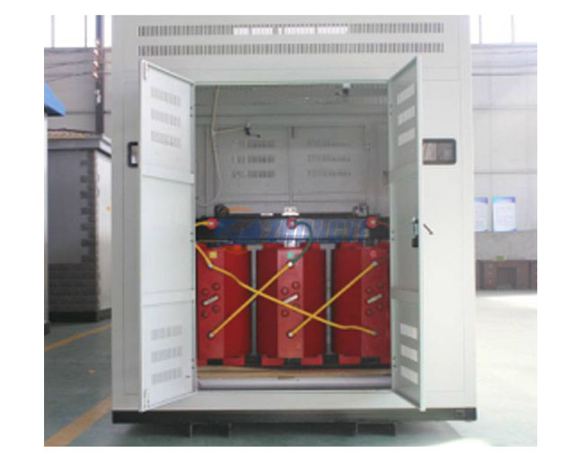 Resin-Insulated Dry Type Transformer