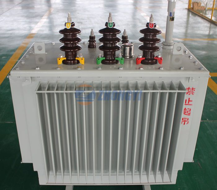 S11 Series 6kV-35kV power Transformer With Off Circuit Tap Changer