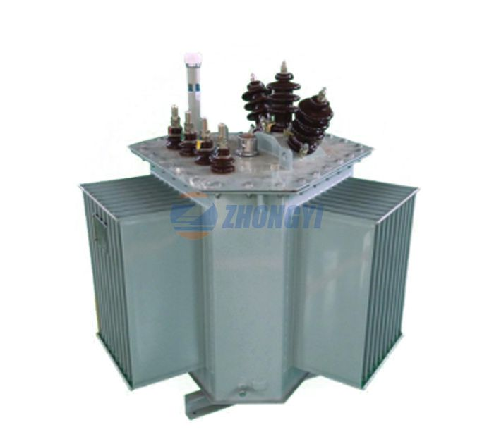 three phase oil immersed transformer