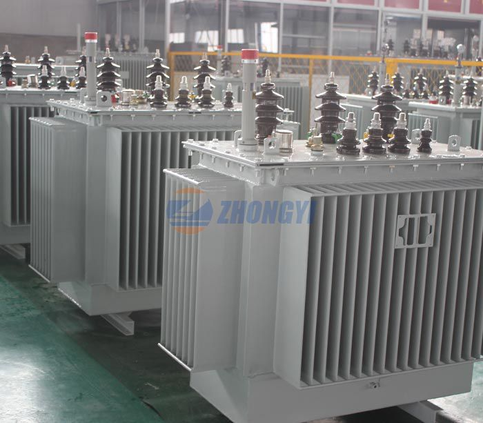 three phase oil immersed transformers