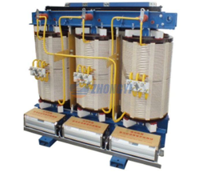 SG (B) 10 series Non-encapsulated H-class Dry-type Power Transformers
