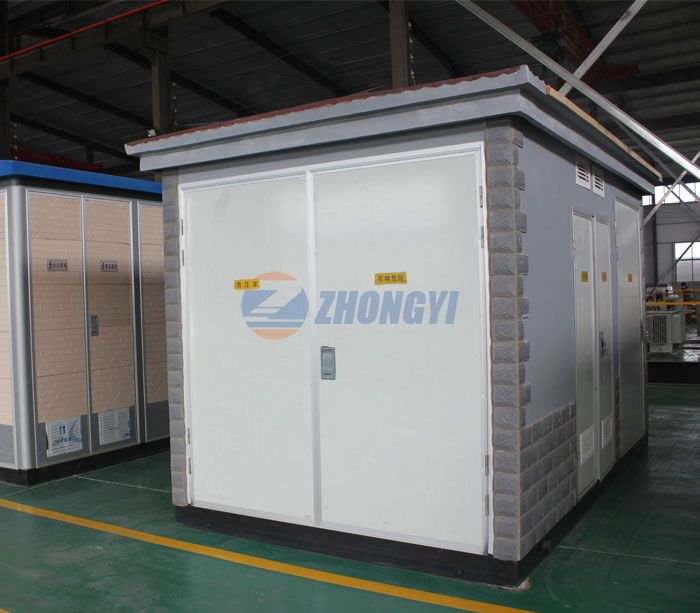 ZBW Type Prefabricated Substation